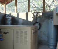 Instalación de la Planta eléctrica 20KW