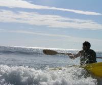 Ocean Kajak in San Miguel